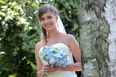 svatební šaty Mandy