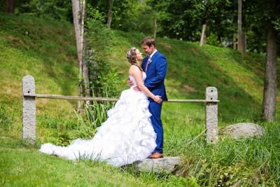 svatební šaty Carmen