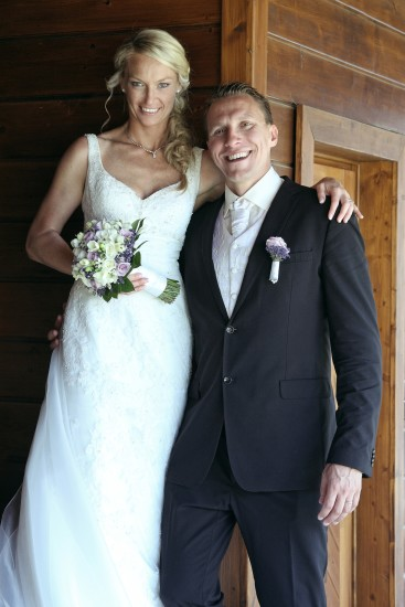 svatební šaty Harmony