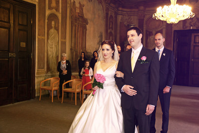 svatební šaty Georgia