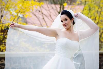 svatební šaty Agnes