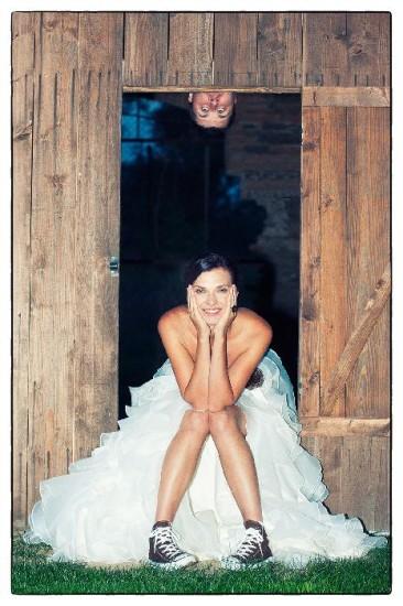 svatební šaty Melany