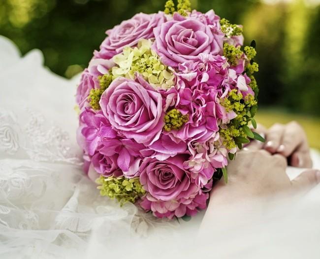 Květiny a květinová výzdoba